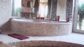Salle de bains clés en mains