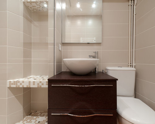 Salle de bains gain de place - Meuble salle de bain gain de place ...