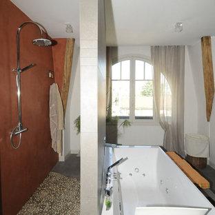 Foto di una stanza da bagno etnica