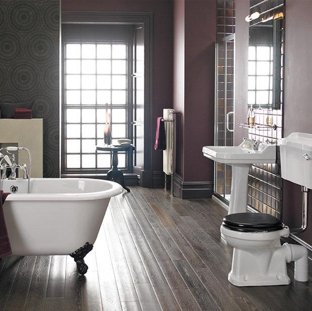 Traditional Bathroom by bathstore