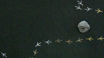 """Sento """"pattes d'oiseaux"""""""
