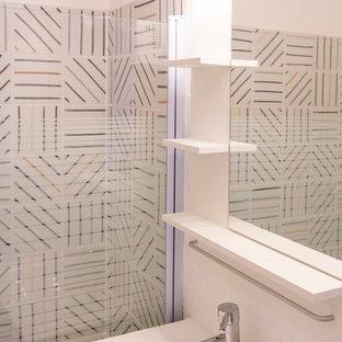 Salle de bain moderne Toulouse : Photos et idées déco de salles de bain