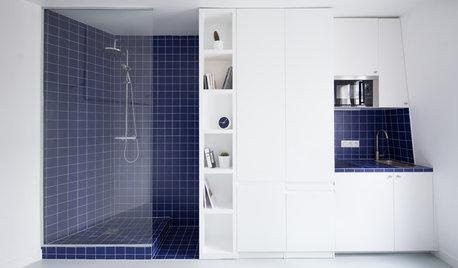 Mini-Apartment in Paris: 11 Quadratmeter clever umgebaut