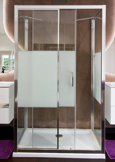 Contemporain Salle de Bain by Aso Concept