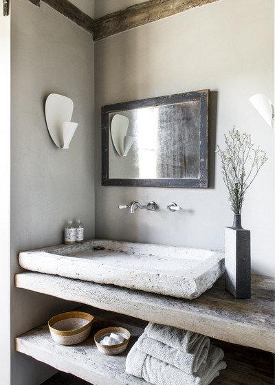 カントリー 浴室 by d.mesure - Elodie Sire