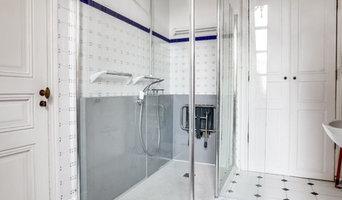 Transformation de la salle de bain pour personne à mobilité réduite