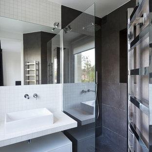 Salle de bain avec des carreaux de céramique : Photos et idées déco ...