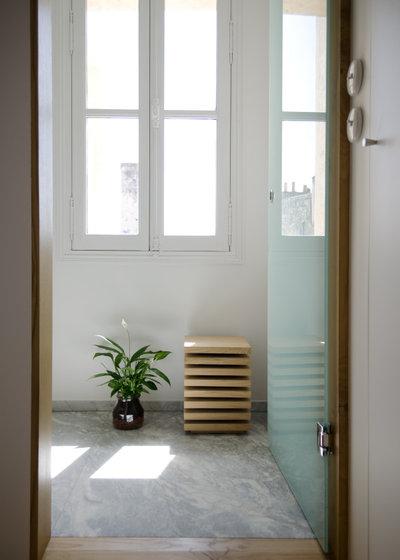 コンテンポラリー 浴室 by Martins Afonso atelier de design