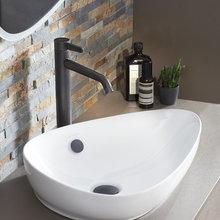 La salle de bains rétro Nouvelle Vague, inspirée des années ...