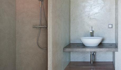 Ce qu'il faut savoir pour poser une douche à l'italienne