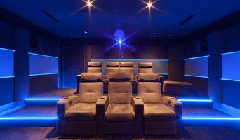 Salle de cinema privé côte d'azur