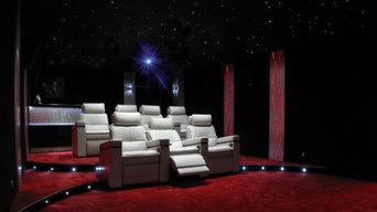 Salle de cinéma privée divers