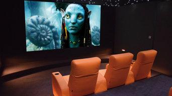 Salles de cinéma, de conférences et Home cinéma