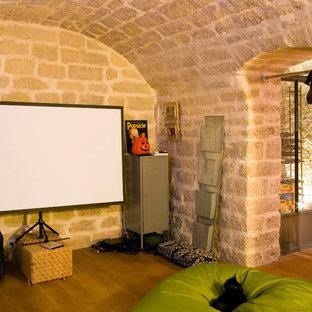 Un Atelier de menuiserie transformé en loft familial