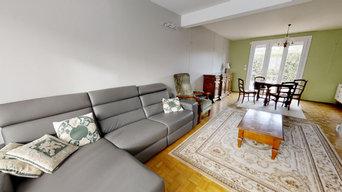 A vendre maison T5 Massieux