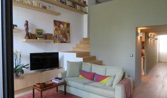 Aménagement d'un appartement avec terrasse - Marseille