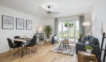 Aménagement d'un appartement témoin