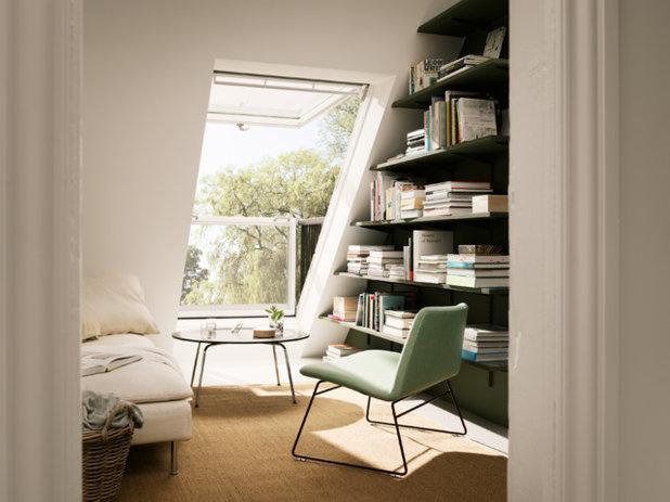 Comment Aménager Une Bibliothèque Dans Une Pièce Sous Pente ?