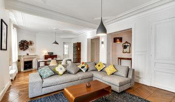 Ameublement appartement haussmannien pour la location