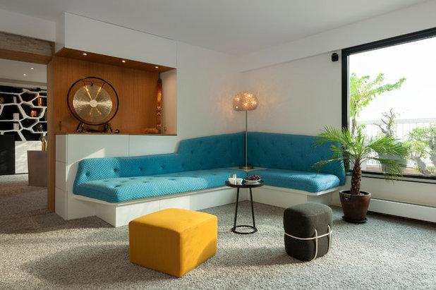 scelti da voi 8 soluzioni a sorpresa per sfruttare gli angoli. Black Bedroom Furniture Sets. Home Design Ideas