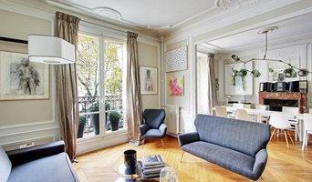 Appartement 4 pièces Champ de Mars