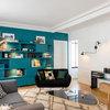 Visite Privée : Un 96 m² parisien devient cosy et gagne deux chambres !