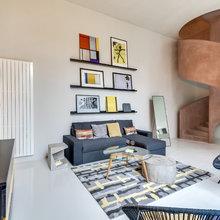comtemporary workshop liv room
