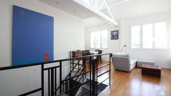 Appartement Duplex Paris 14ème