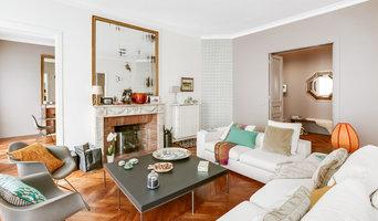 Appartement familial - Paris 8ème - 250 m2 - 2016