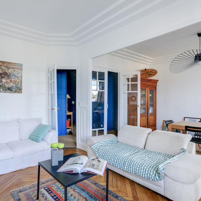 Rénovation complète d'un appartement fonctionnel et spacieux