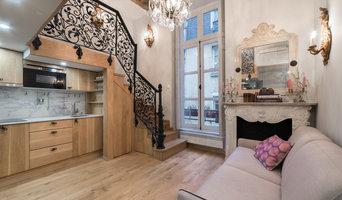 Appartement rue des Rosiers