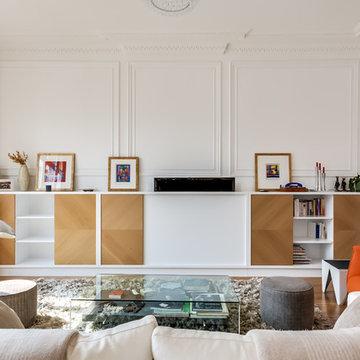 Appartement S. XVIe Arrondissement