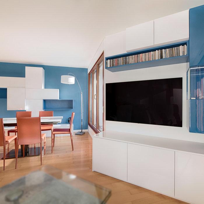 Réorganisation sur mesure d'un séjour compact