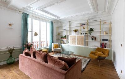 10 astuces pour casser le classicisme des appartements haussmanniens