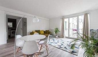Bel appartement de 60m2 rénové par Little Worker