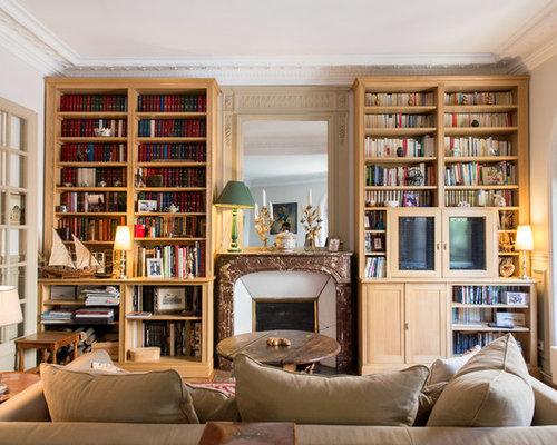 salle de s jour classique photos et id es d co de salles de s jour. Black Bedroom Furniture Sets. Home Design Ideas