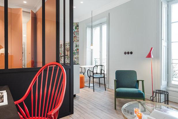 Modern Wohnzimmer by DECODHEURE