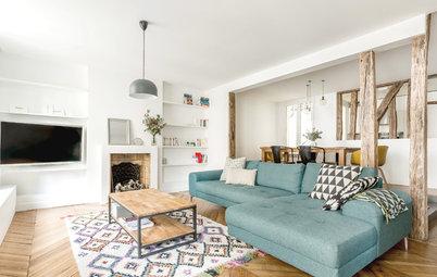 Trending Now: 6 Popular Family Room Design Moves