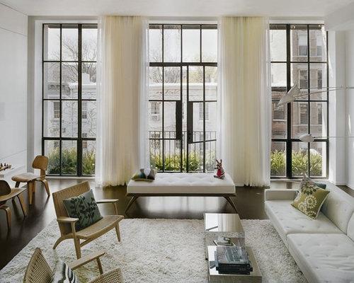 salle de s jour avec salle de jeu photos et id es d co de salles de s jour. Black Bedroom Furniture Sets. Home Design Ideas