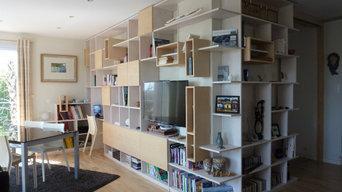 Création de mobilier sur mesure - Projet BM