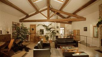 Création et réalisation d'un loft dans un ancien bâtiment