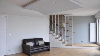 Duplex de 105 m2-Suresnes