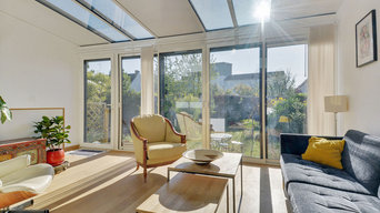 Extension d'une maison à Montreuil