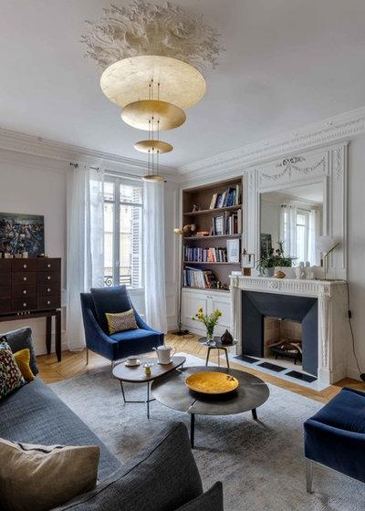 visite priv e un crin parisien entre art d co et haute couture. Black Bedroom Furniture Sets. Home Design Ideas