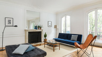 Home staging avenue Parmentier, Paris 11