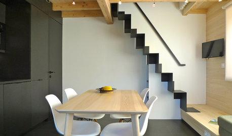 Visite Privée : 8 couchages dans un chalet passif de 36 m²