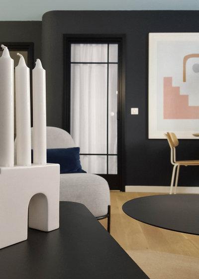 Фьюжн Семейная комната by Chopardesign