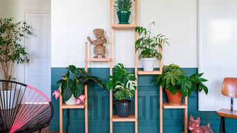 Le Vivant - Porte-plantes - Accompagnement projet