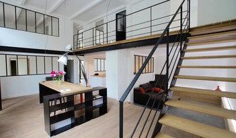 LOFT, APPARTEMENT / Un appartement angevin très photogénique !