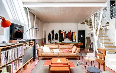 Architecture : Le loft, de l'atelier d'artiste à l'espace tendance